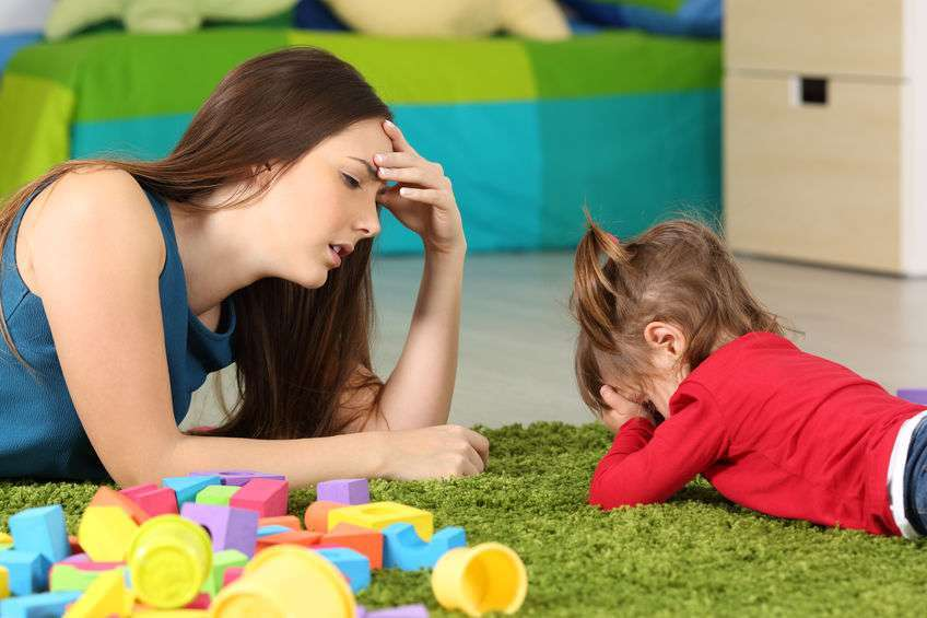 Breathing and Sleep Center Behavioral Issues with Children